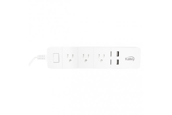 Multitoma Inteligente KALLEY K-EIM15 Blanco