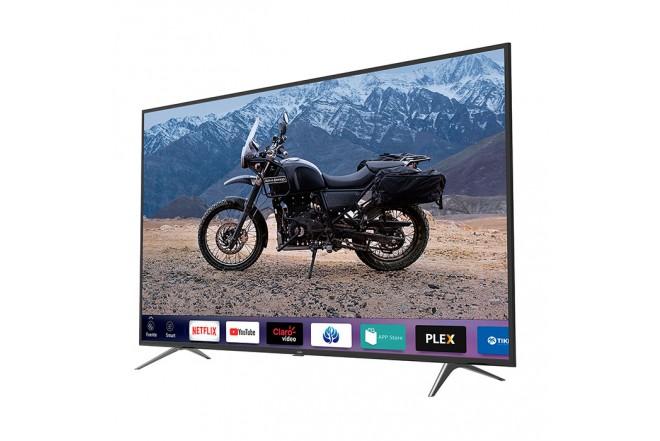 "TV KALLEY 65""pulgadas 164 centimetros LED 4K UHD F Smart TV con Bluetooth"