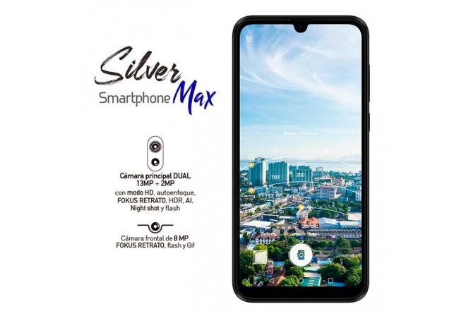 Celular KALLEY Silver MAX DS 4G Negro6
