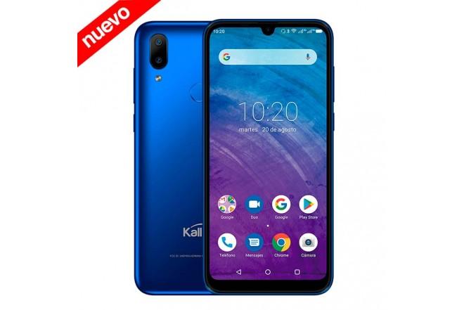 Celular KALLEY Silver MAX DS 4G Azul1