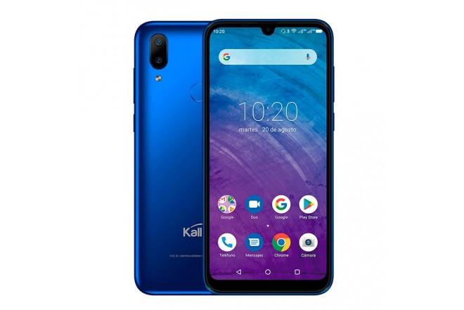 Celular KALLEY Silver MAX DS 4G Azul2