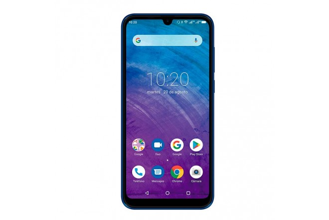 Celular KALLEY Silver MAX DS 4G Azul3