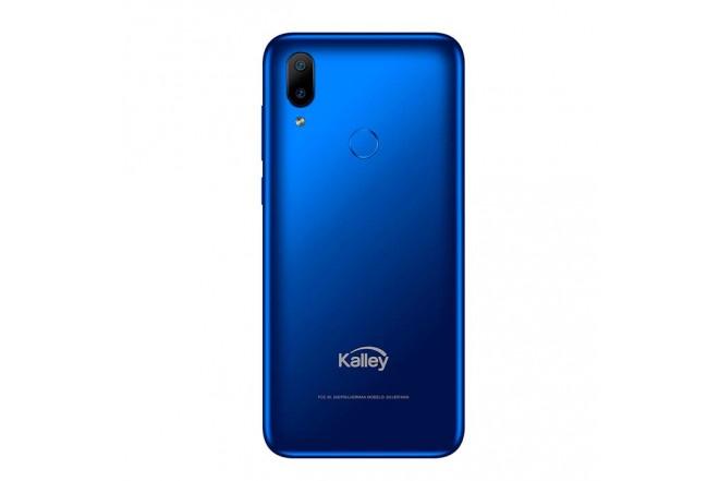 Celular KALLEY Silver MAX DS 4G Azul5
