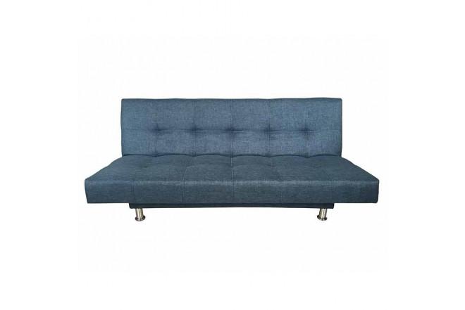 Sofá cama TUKASA pekin lona azul