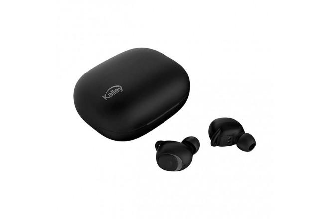 Audífono KALLEY Bluetooth InEar TWS Negro 1