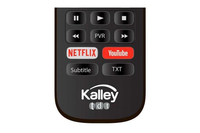 "TV KALLEY 43"" Pulgadas 108 cm LED43FHDSNBT Smart 4"