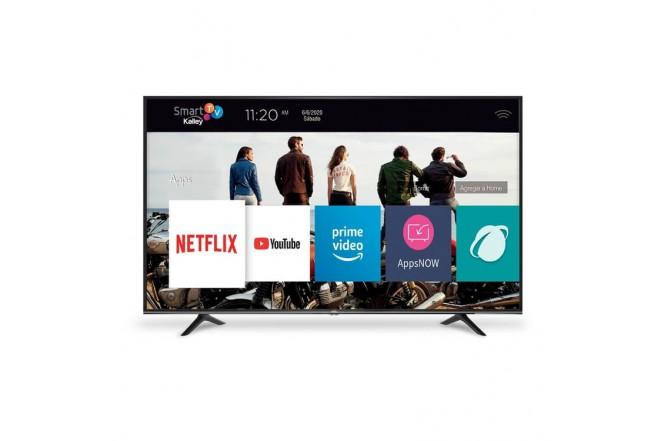 """TV KALLEY 50"""" Pulgadas 126 cm K-LED50UHDSNBT 4K-UHD Plano Smart TV3"""