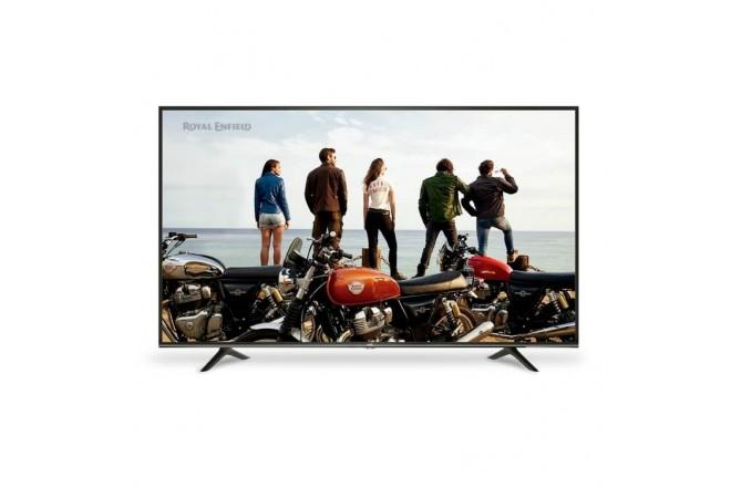 """TV KALLEY 50"""" Pulgadas 126 cm K-LED50UHDSNBT 4K-UHD Plano Smart TV1"""