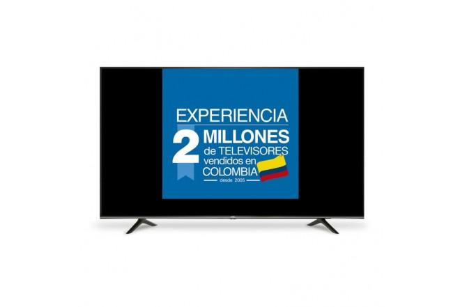 """TV KALLEY 50"""" Pulgadas 126 cm K-LED50UHDSNBT 4K-UHD Plano Smart TV4"""