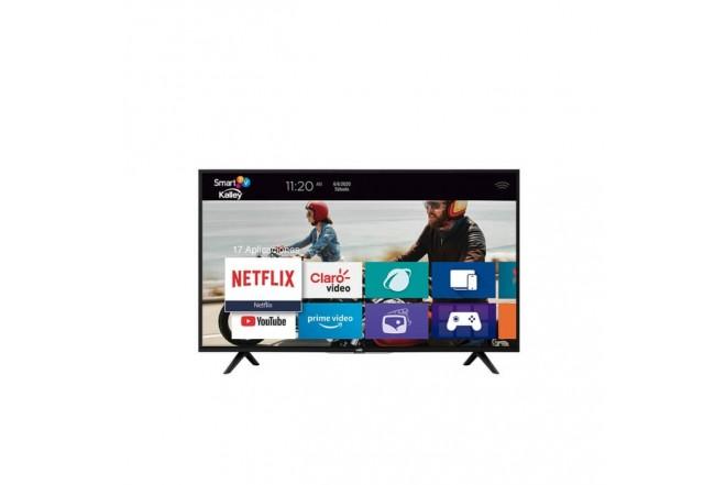 """TV KALLEY 32"""" Pulgadas 81 cm K-LED32HDSNBT HD Plano Smart TV4"""
