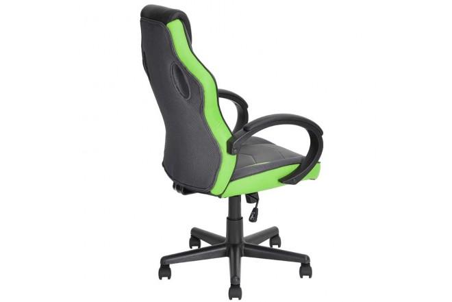 Silla Gamer Imperial TuKasa Negra/Verde