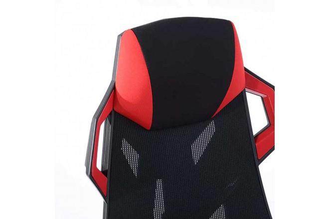 Silla Gamer Silverston TuKasa Roja/Negra