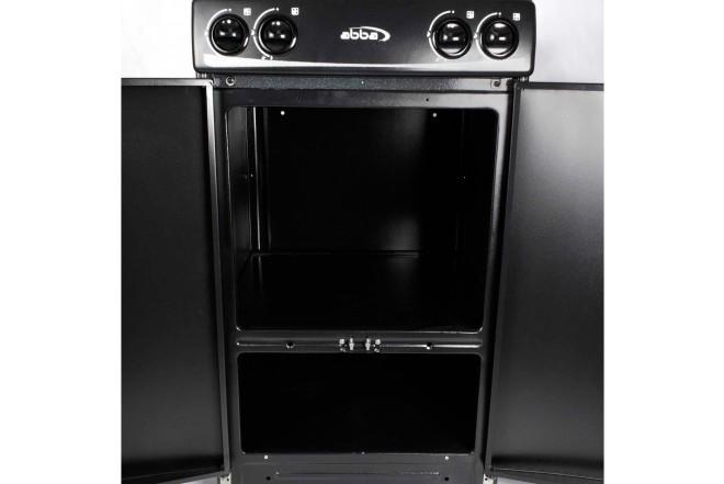 Estufa ABBA 20 AB 100-1N N Gas Natural - Color Negro