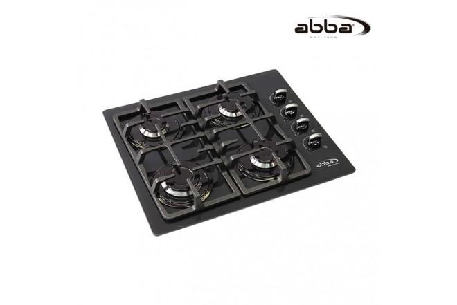 Cubierta ABBA 60Cm CG401V4D4PMLGP V Gas Propano