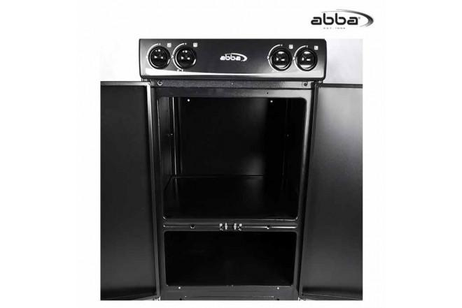 Estufa ABBA AB100-1 GT51SEGP Negro