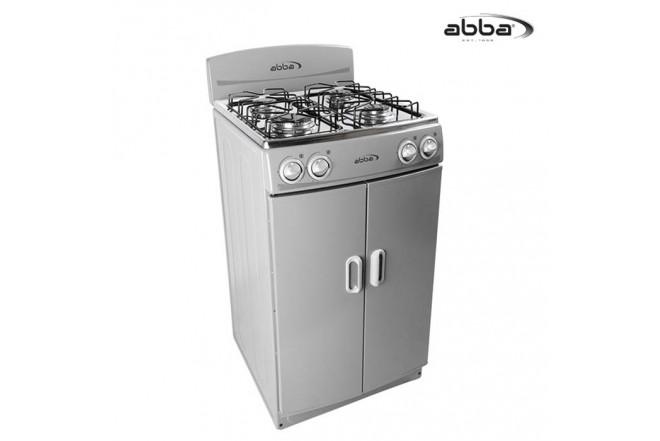 Estufa ABBA AB100-5 GT51SEGP Gris