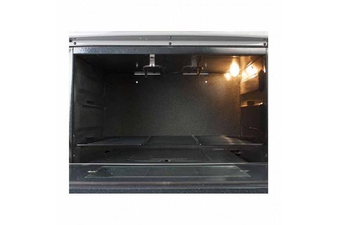 Estufa de Piso ABBA 30 RG 802-4 PL Inox8