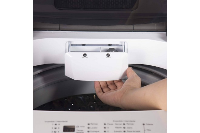 Lavadora automática 10.5 Kg ABBA WM105A Gris