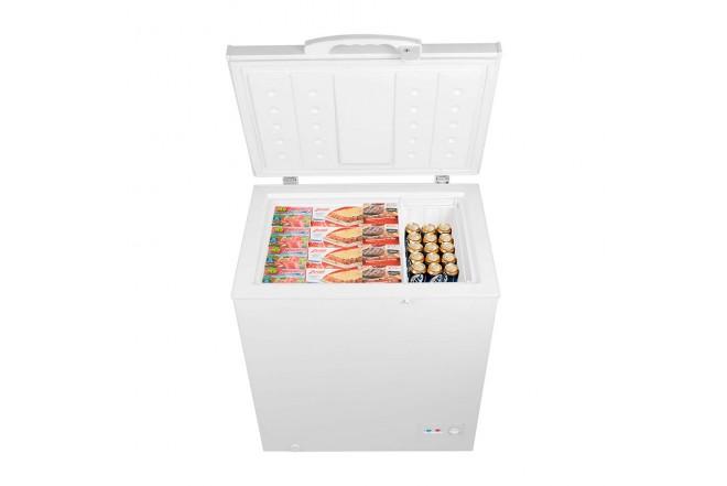 Congelador Horizontal ABBA Dual de 142 Litros CHARS185 Blanco1