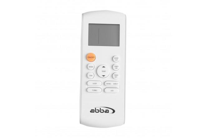 Aire Acondicionado ABBA Inverter 12000BTU 12IV 220V Blanco