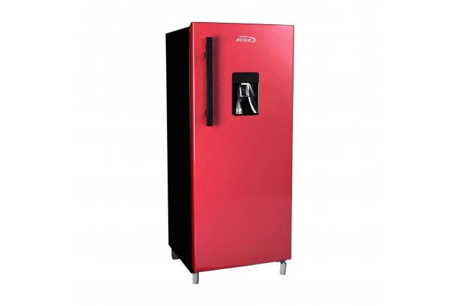 Nevera ABBA 181Lts NVARS235 1PDAR Rojo