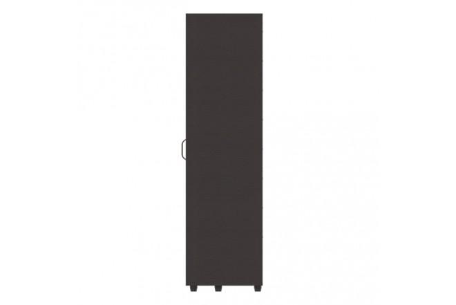 Armario 80 cm MADERKIT Puertas Abatibles Wengue