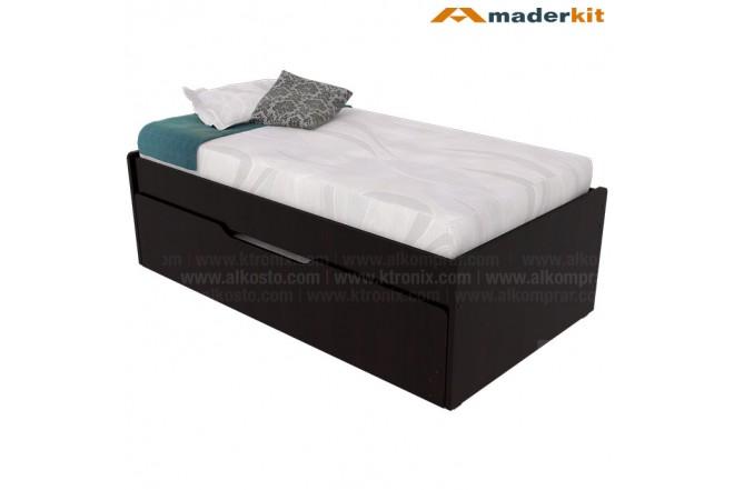 Cama MADERKIT Nido Dupla Sencilla 00843-CA-W-R