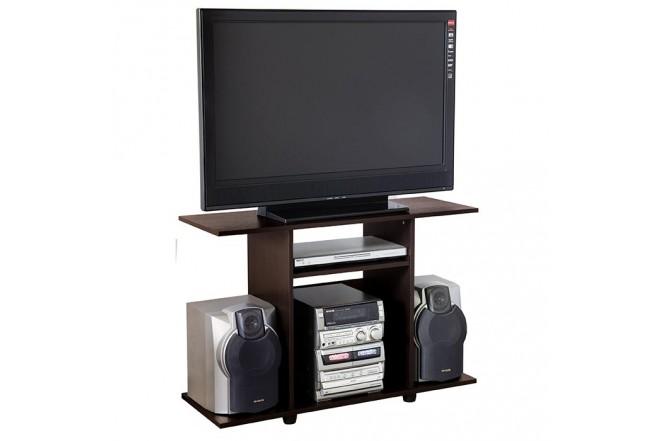 """Mesa para TV 32"""" MADERKIT BK31703 Wengue"""