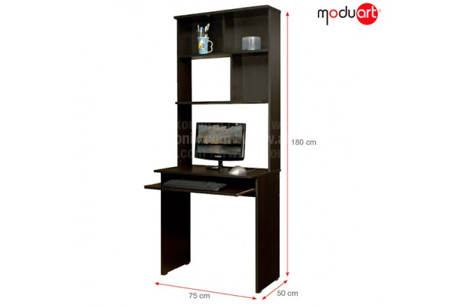 Centro de Computo MODUART Linea Supra Wengue 13110