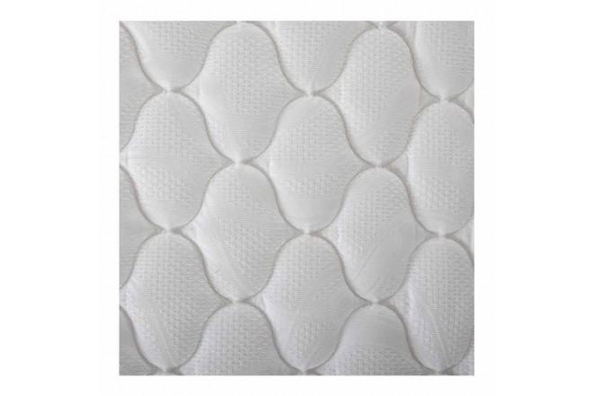 KOMBO SPRING: Colchón Resortado Doble Descanso Perfecto 140 x 190 cm + Base Cama Salin4