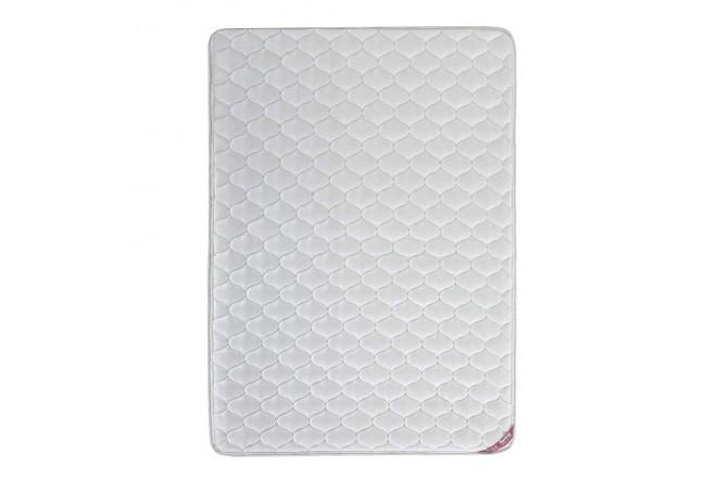 KOMBO SPRING: Colchón Resortado Doble Descanso Perfecto 140 x 190 cm + Base Cama Salin2