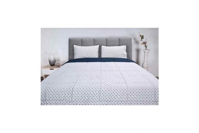Comforter KAMUCHY acolchado circulo doble2