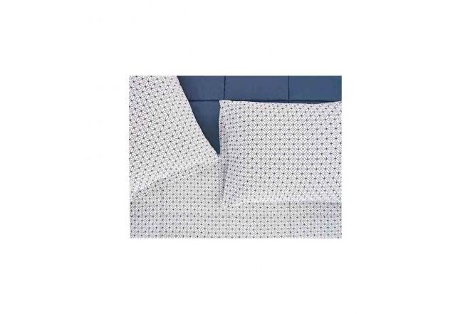Comforter KAMUCHY acolchado circulo doble3