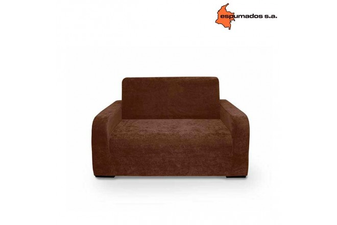 Sofa Cama ESPUMADOS Austin Chanel Chocolate