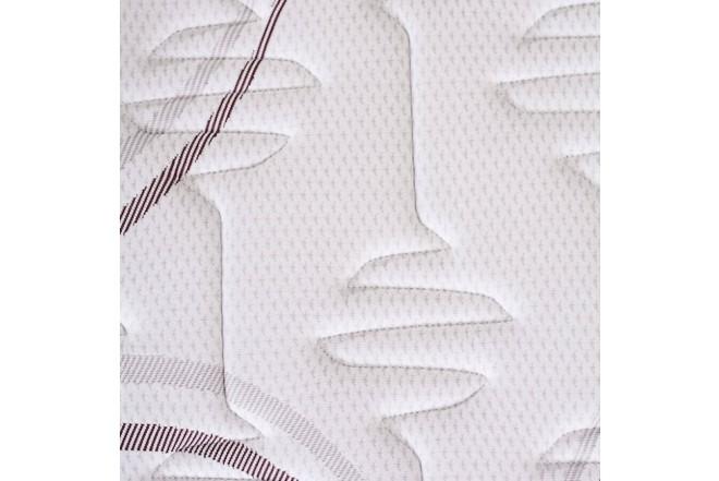 Colchón Espumado Semidoble ROMANCE RELAX EuroTop Olimpo 120 x 190 cm