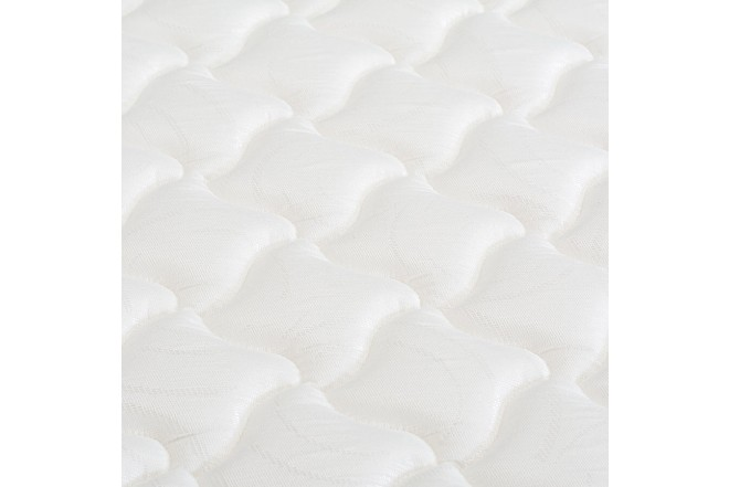 KOMBO ROMANCE RELAX: Colchon Espumado Semidoble Agata + Base cama Dividida (Colchones)