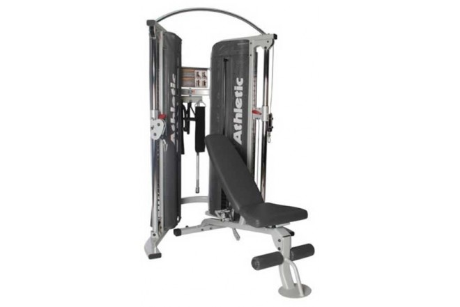 Multigimnasio ATHLETIC PROFESIONAL 2000MS