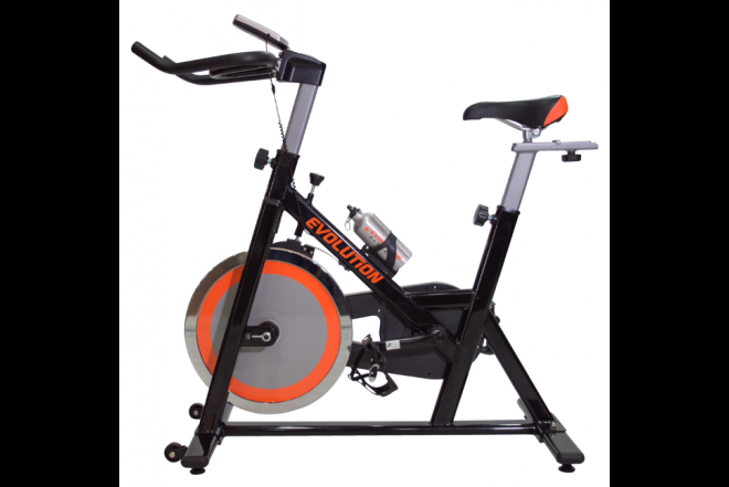 Bicicleta de Spinning Titanium EVOLUTION-b