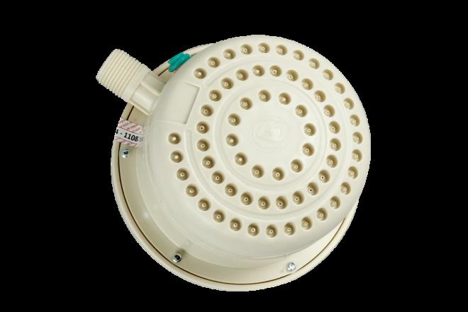Ducha BOCCHERINI Eléctrica Automática Maxi (Accesorios)