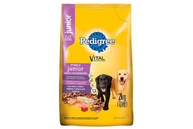 PEDIGREE Vital Pro Junior Etapa 2 x 8Kg