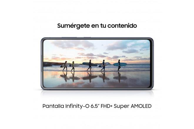 Celular SAMSUNG Galaxy S20 FE 256GB Naranja +UV STERILIZER + Silicone Cover Azul + Galaxy FIT 2 Negro-3