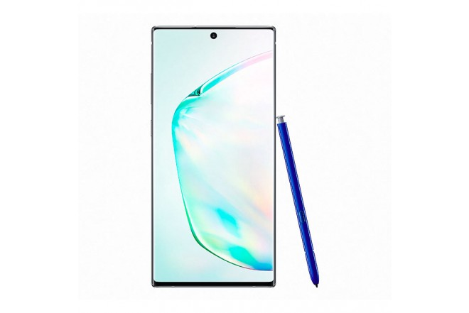Celular SAMSUNG Galaxy Note 10+ DS 256 GB Plateado6