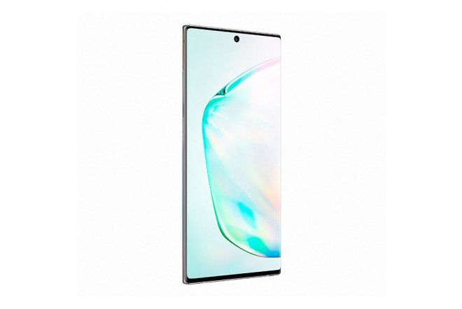 Celular SAMSUNG Galaxy Note 10+ DS 256 GB Plateado3