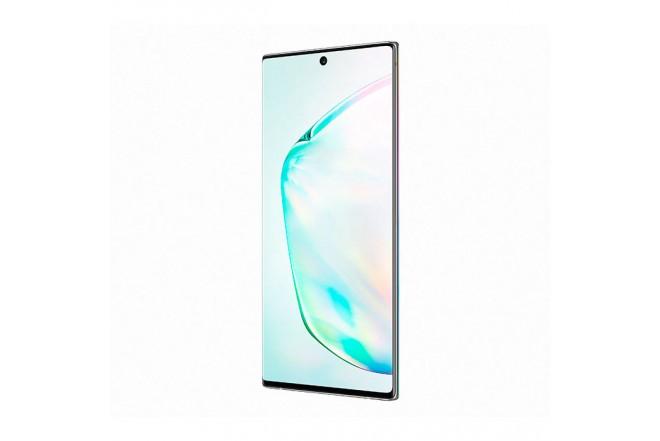 Celular SAMSUNG Galaxy Note 10+ DS 256 GB Plateado4