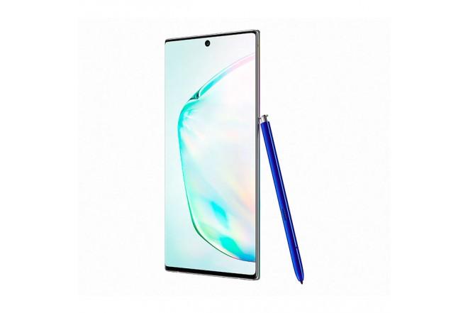 Celular SAMSUNG Galaxy Note 10+ DS 256 GB Plateado5
