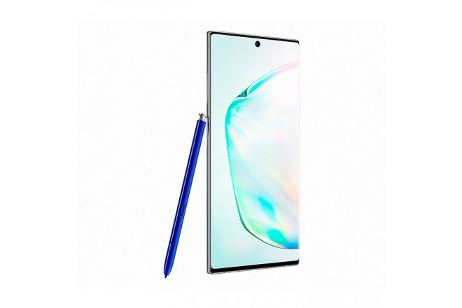 Celular SAMSUNG Galaxy Note 10+ DS 256 GB Plateado7