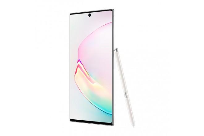 Celular SAMSUNG Galaxy Note 10+ DS 256 GB  Blanco9