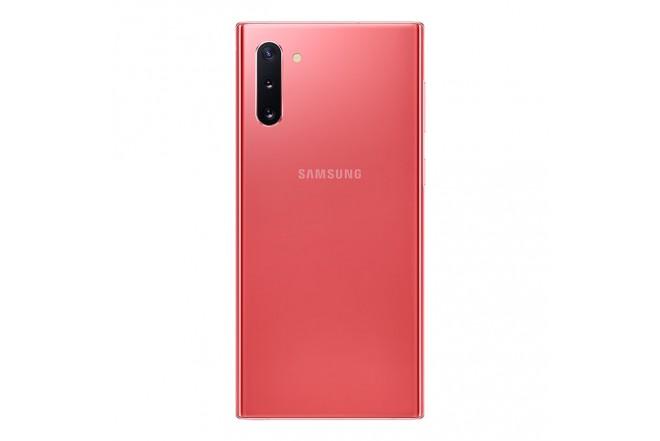 Celular SAMSUNG Galaxy Note 10 DS 256 GB  Rosado7
