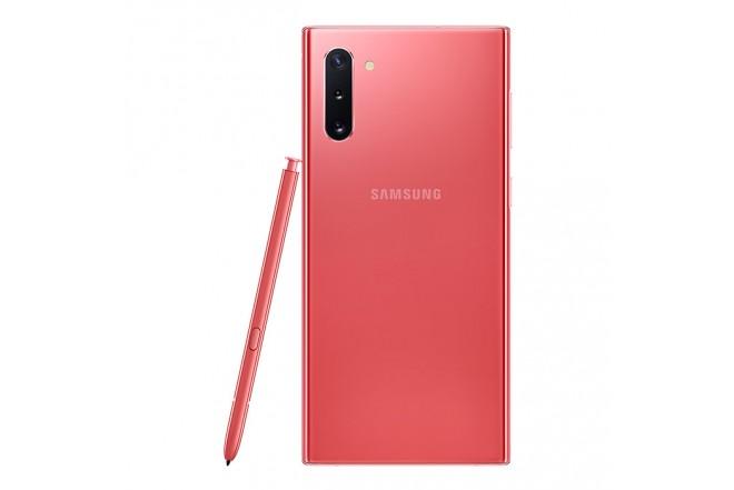 Celular SAMSUNG Galaxy Note 10 DS 256 GB  Rosado8