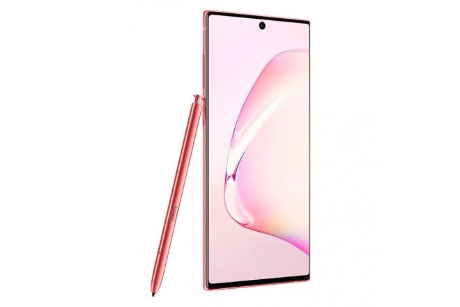 Celular SAMSUNG Galaxy Note 10 DS 256 GB  Rosado5